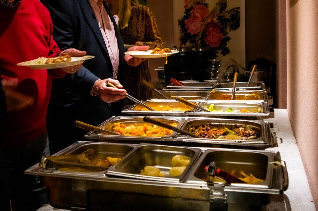 Lopend buffet bij Lin Wah met Fantastimo